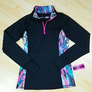 Material Girl Active Top NWT